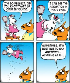 Lili and Derek Comic Strip, September 01, 2014 on GoComics.com