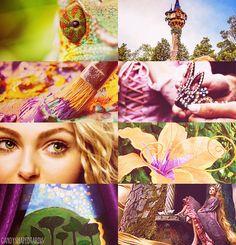 """Fairy Tale Picspam """" Rapunzel """""""