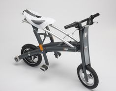 "Stigo electric bike by Matti Õunapuu. Spring the Estonian design was exhibited in the Belgian capital at an exhibition ""Size doesn't matter"". Spring 2014, Electric, Bike, Business, Design, Bicycle, Bicycles, Design Comics"