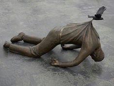 Sculpture by Fredrik Raddum