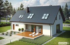 Projekty domów ARCHIPELAG - Marcin G2