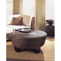 Laguna Coffee Table Ottoman - exactly what I have been looking for
