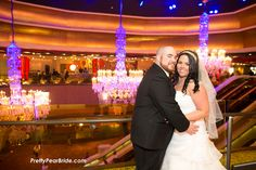 {Real Wedding} Destination Wedding in Atlantic City by Jamie Bodo Photography