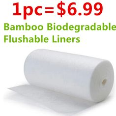 Cheap liner wire, Buy Quality liner bush directly from China biodegradable paper Suppliers:    Free shipping wholesale bamboo 1 roll/lot 100 sheets/roll flushable disposable cloth diapers liner biodegradableUSD 6