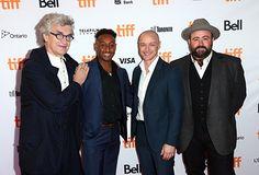 """Submergence"" world premiere in Toronto"