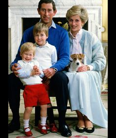Prince Charles, Prince of Wales and Diana, Princess of Wales (Tim Graham/Getty Images)