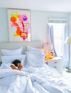 Cute Bedroom Decor, Cute Bedroom Ideas, Room Ideas Bedroom, Home Bedroom, Preppy Bedroom, Bedroom Inspo, Bedrooms, Aesthetic Room Decor, Dream Rooms