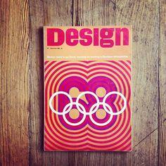 Photo by designival  Design magazine / Mexico '68