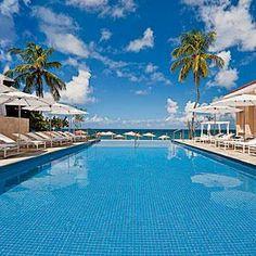 The BodyHoliday, St. Lucia. Coastalliving.com