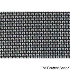Riverstone Industries Shade Cloth (12 x 25) (Black 12FT X 25FT 73 Percent Shade) (Brass) #SC1225