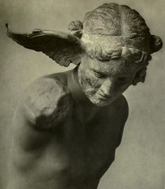Bronze Head, mounted on a torso Roman I 1st to 2nd century AD) I Based on a Hellenistic work I Perugia