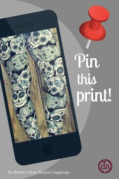 Pretty skulls, what's not to love?