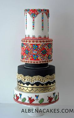 Sweet Temptations - Custom Cakes  by Albena