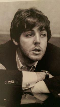 """John & Paul filming ""The music of Lennon and McCartney"" "" Beatles Band, Beatles Love, Les Beatles, John Beatles, Beatles Photos, My Love Paul Mccartney, Lennon And Mccartney, Sir Paul, John Paul"