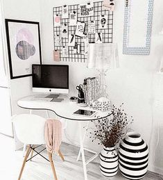 Corporate Office Interior Design is categorically important for your home. Whether you choose the Home Office Decor Inspiration or Office Interior Design Ideas Billy Bookcases, you will create the best Corporate Office Decorating Ideas for your own life. Home Office Design, Home Office Decor, House Design, Office Ideas, Office Furniture, Office Inspo, Cheap Home Office, Workspace Inspiration, Blog Inspiration