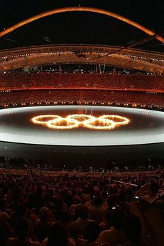 Olympics Games opening ceremonies over the years: in pictures...  Class act: the Athens Games in 2004 was a classy affair, as would be expected from the original hosts  Picture: GETTY IMAGES