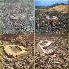 Islamic Wallpaper Hd, Mecca Kaaba, History Of Islam, Mosque Architecture, Masjid Al Haram, Mekkah, Beautiful Islamic Quotes, Islamic Pictures, Religion
