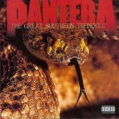 "Metal legends PANTERA released their studio album ""The Great Southern Trendkill"" 23 years ago today. Which is your favorite track on the album? Pantera Band, Chris Isaak, Hard Rock, Wicked Game, Nu Metal, Black Metal, Alice In Chains, Joy Division, Classic Rock"