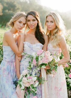 Plum Pretty Sugar: http://www.stylemepretty.com/2015/06/29/7-watercolor-wedding-dresses-that-wow/