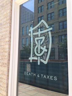 Death & Taxes, Raleigh - opening soon
