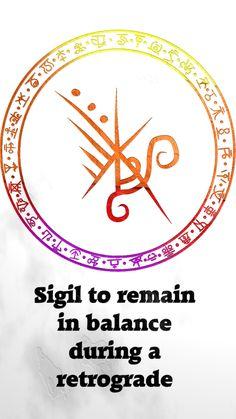 Sigil to balance