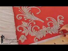 Agulha para bordar pedrarias - Embroidery Needles - YouTube