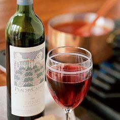 """Cooking with wine = what wine to use when a recipe says """"use dry white wine"""""""