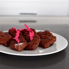 """Best Ever Double Chocolate ChobaChoba Christmas Cookies - I love taking old traditional cookie recipes and giving them a bit of """"Funk"""" for Christmas. Swiss Chocolate, Melting Chocolate, Chocolate Company, Ground Almonds, Sweetest Day, Christmas Cookies, Cookie Recipes, Cocoa, Cookies"""