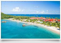 Experience Sandals Grande St. Lucian, host to many of the Wedding Symposium events.