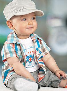 Baby Boy Accessories Straw Fedora Children S Clothing Kids
