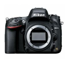 D600DigitalSLRCameraBody24.3Megapixel,FXFormat-Black THE CAMERA TO GET  $1300