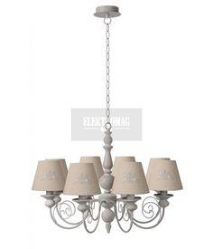 Lucide Żyrandol Robin 71336/08/41 : Lampy wiszące : Sklep internetowy Elektromag (#cottage #lamp)