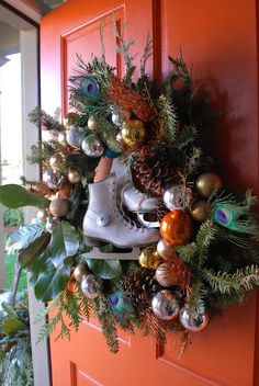 Christmas: Holiday decorating