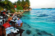 Pinner Says Our First Night Out In Aruba On Honeymoon We Went To Flying Fishbone Most Amazing Dining Experience
