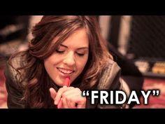 Rebecca Black - Friday - EPIC EDITION (Jervy Hou & Bri Heart Cover)