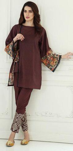Pakistani Fashion 2017, Pakistani Couture, Pakistan Fashion, Pakistani Outfits, India Fashion, Stylish Dresses, Trendy Outfits, Casual Dresses, Fashion Dresses