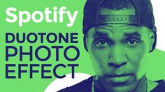 In today's video tutorial we're going to play around in Adobe Photoshop to create a vibrant duotone photo effect inspired by the recent Spotify rebranding. A...