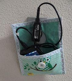 Receitas Círculo - Porta carregador de celular