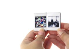 Create a tiny photo book. | 21 Ways To Bring Your Instagram Photos To Life on Buzzfeed
