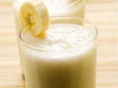 Apple Banana Smoothie With Milk Recipe
