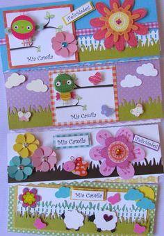 LLuvia de sobres!! Facebook Crafts by Iris @craftsbyiris