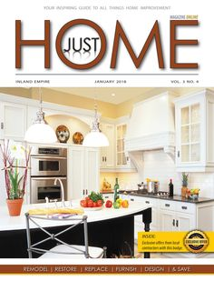 Inland empire - just home jan 2018 issue