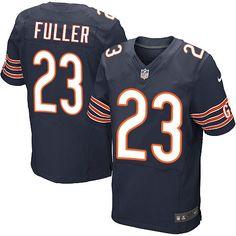 Nike Bears Jeremy Langford Navy Blue Team Color Men s Stitched NFL Elite  Jersey And jerseys wholesale e4d9b64dd
