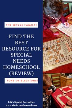 SchoolhouseTeachers.com - A Great Choice For Special Needs Homeschools (Review) - Christine A Howard World Book Online, Books Online, Curriculum, Homeschool, Rhyming Words, Photography Courses, Parent Resources, Home Schooling, Special Needs