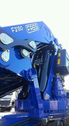 Fassi  F2150.