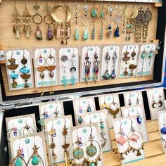ay! Instagram is back up! ✨ All set up at the @lajollaopenairemarket and I have a whole lotta new goodies today! ✨ Feathered earrings, Precious Metal Clay, Unique Words, Bead Shop, Antique Metal, Diy Jewelry Making, Feather Earrings, Metal Stamping, Craft Gifts, Goodies