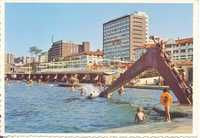 """Durban """"kiddies pool"""" - enjoyed by youngsters for generations The Journey Book, Durban South Africa, Living In Europe, Kwazulu Natal, Sun City, Pretoria, Beach Fun, Old Pictures, East Coast"""