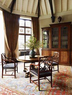 Dining Room in London, GB by Douglas Mackie