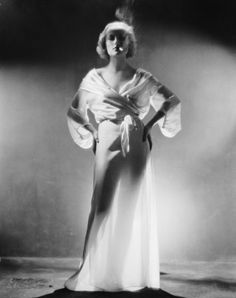"""Carole Lombard (via amana images)  """"We called her 'The Profane Angel' because she looked like an angel but she swore like a sailor.""""  -Mitchell Leisen"""