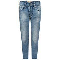 Levis Boys Blue Extreme Tapered 520 Jeans